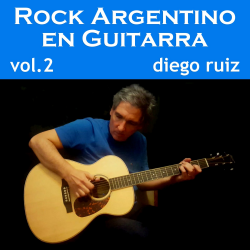 ROCK ARGENTINO EN GUITARRA VOL.2