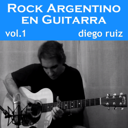 ROCK ARGENTINO EN GUITARRA VOL.1